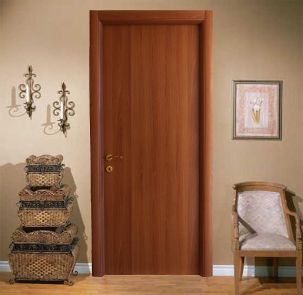 Πόρτα εσωτερική Laminate ΔΙΑΣ Καρυδιά