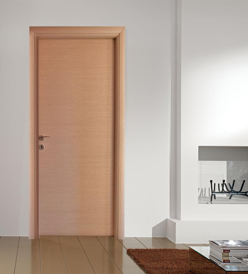 Πόρτα εσωτερική Laminate ΚΡΟΝΟΣ Δρύς Ανοιχτό