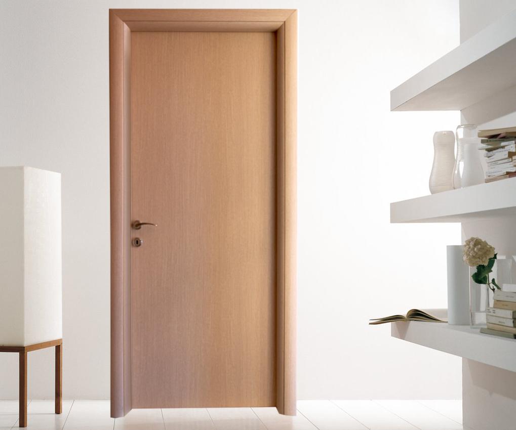 Πόρτα εσωτερική Laminate ΔΙΑΣ Δρύς Ανοιχτό