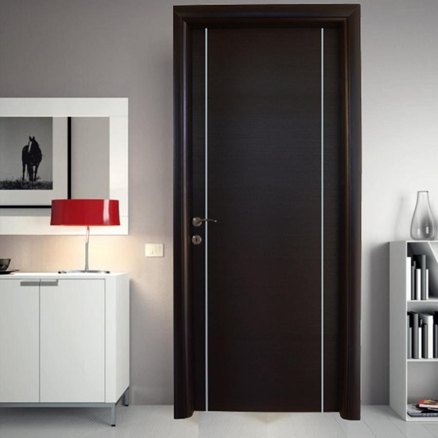 Πόρτα εσωτερική Laminate Κρόνος Βέγκε σχέδιο Ν.810