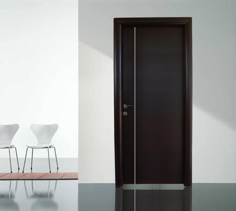 Πόρτα εσωτερική Laminate Κρόνος Βέγκε σχέδιο Ν.860