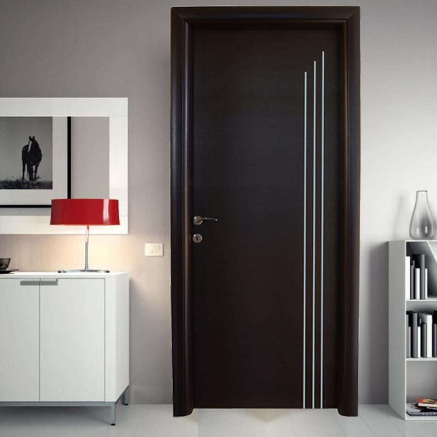 Πόρτα εσωτερική Laminate Κρόνος Βέγκε σχέδιο Ν.950