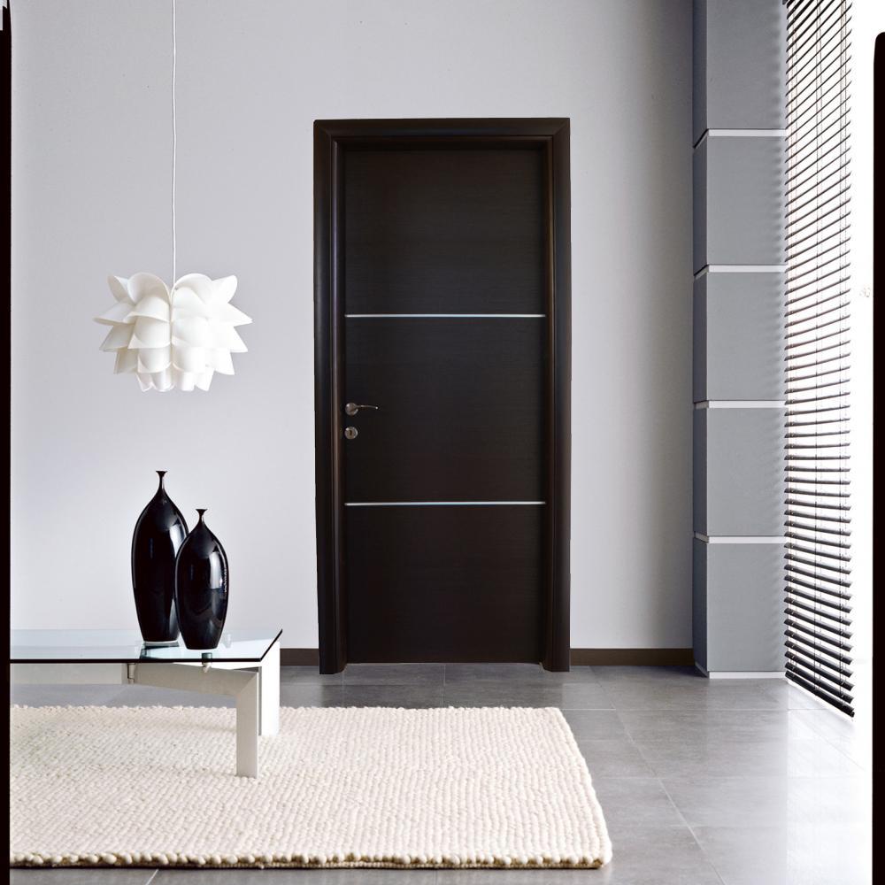 Πόρτα εσωτερική Laminate Κρόνος Βέγκε σχέδιο Ν.940