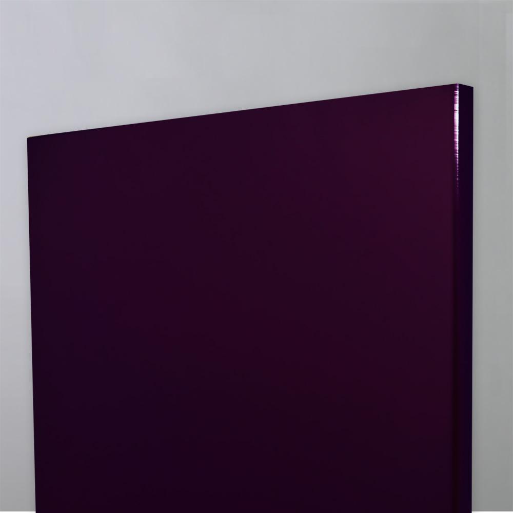 Πορτάκι πολυμερικού βακελίτη γυαλιστερό μώβ 262