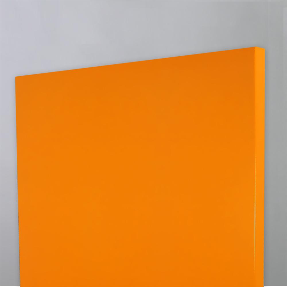 Πορτάκι πολυμερικού βακελίτη γυαλιστερό πορτοκαλί 576