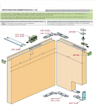 0123P_SPASTI_ASYMMETRI_FOLDING_DOOR_MECHANISM